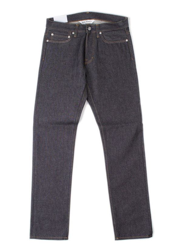 Men's Our Legacy First Cut Raw Blue