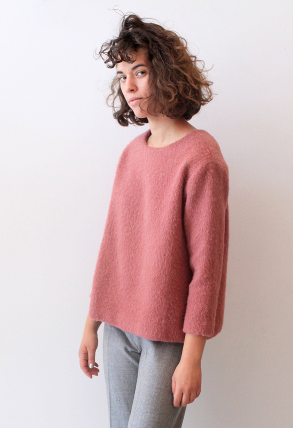Town Clothes Rose Nona Top