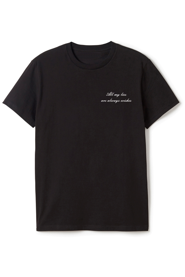Vender All My Lies Are Always Wishes T shirt