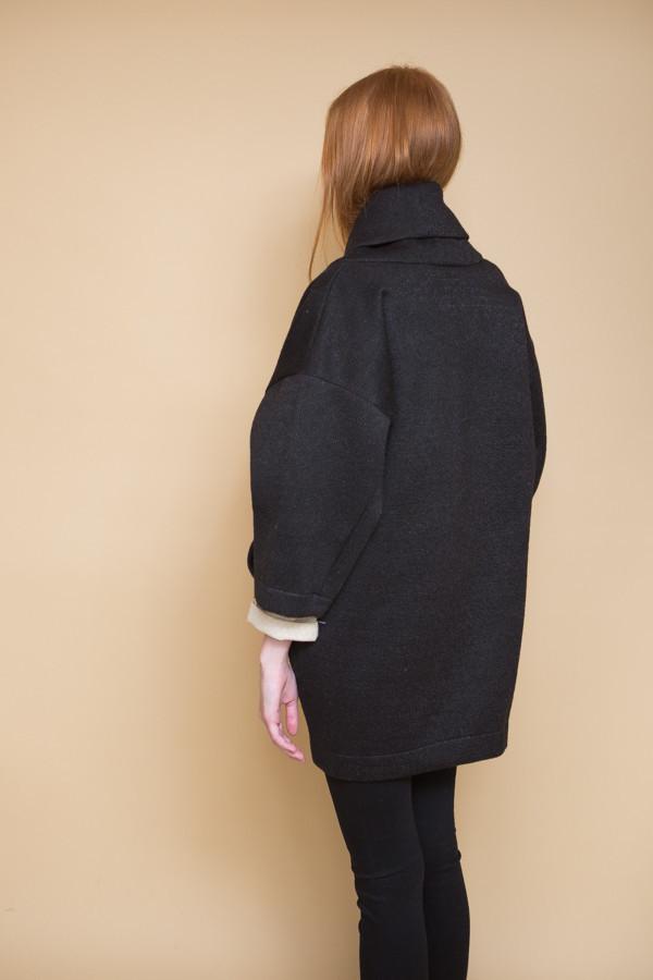 Reality Studio Xiong Coat - Black