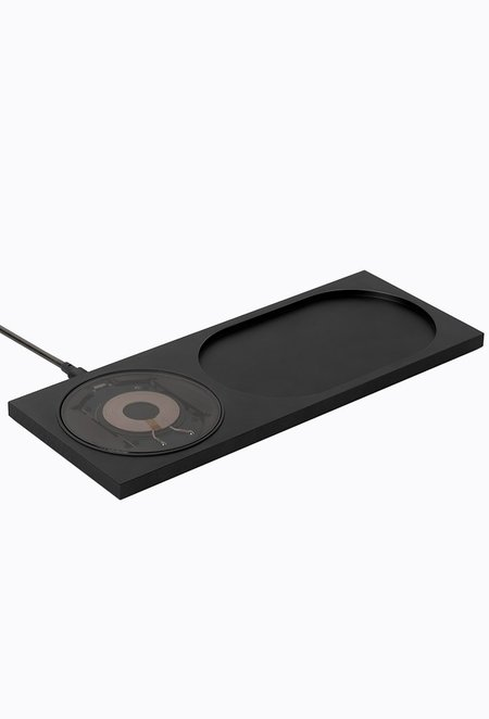 Native Union Block Wireless Charger - Brushed Black