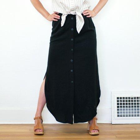 COKLUCH Vipère Skirt - Black