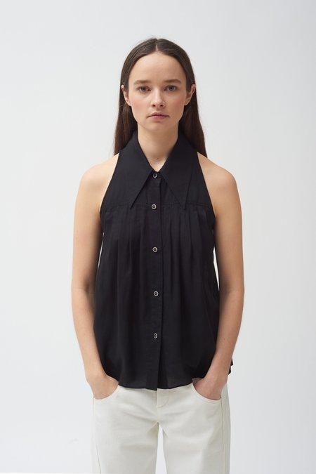 Colovos Sleeveless Shirt - Black