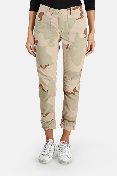 Le Superbe Casbah Pants - Camo