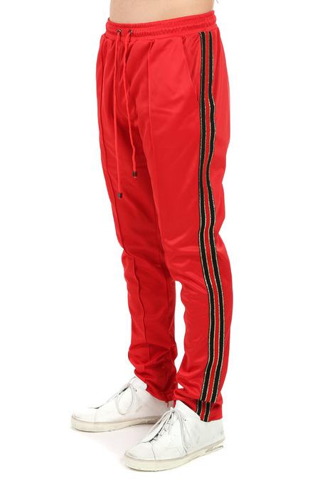 Serenede Redeemed Saint 2.0 Track Pants - Red