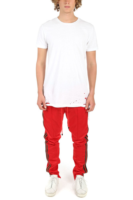 Serenede eemed Saint 2.0 Track Pants - Red