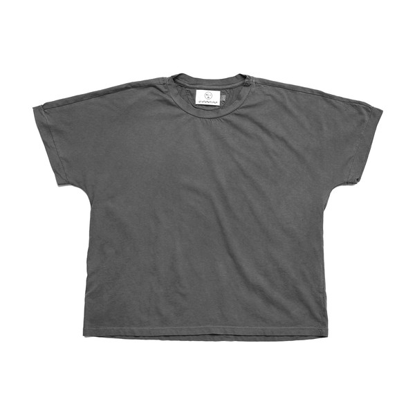 Olderbrother Anti-fit Tee - Gray