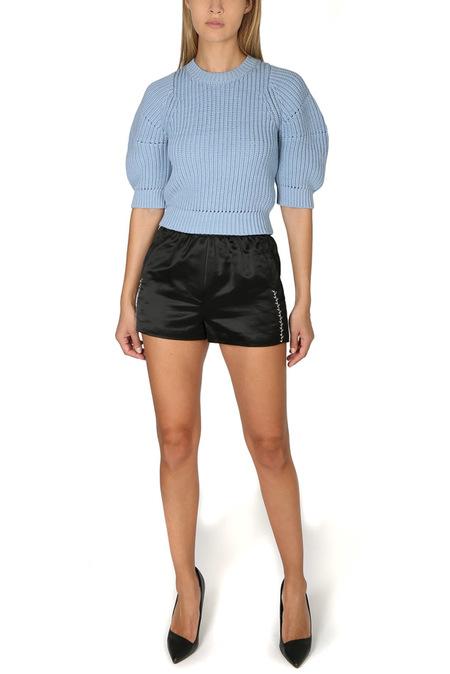 3.1 Phillip Lim Western Shorts - Black