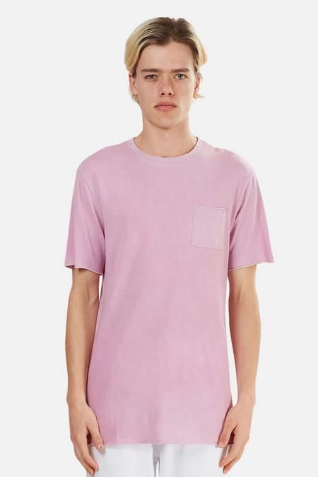 Cotton Citizen x Blue&Cream Jagger Tee - Vintage Pink Lavender