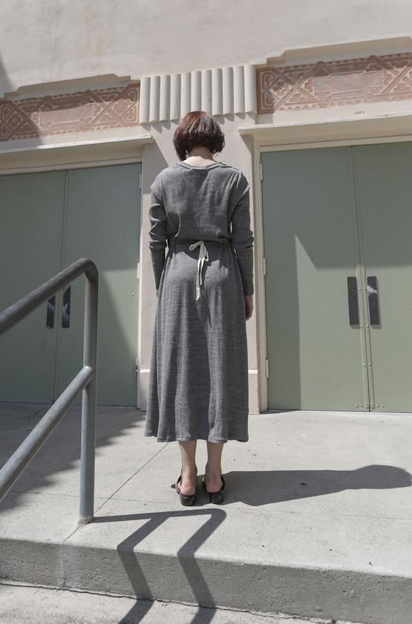 Hansel From Basel Highland Dress in Heather Grey