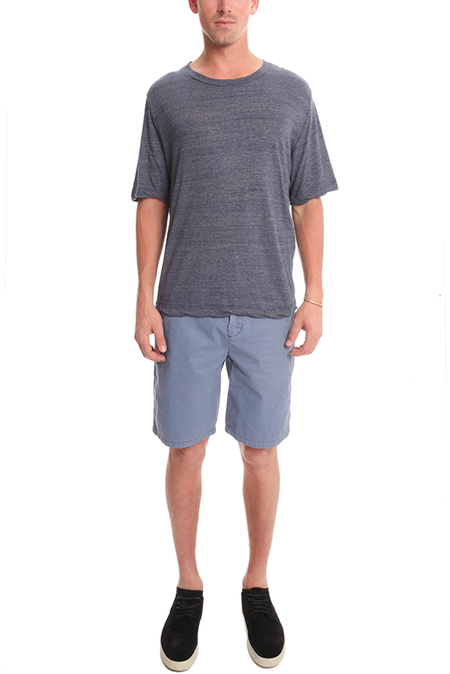 Jachs Shirt Co Chino Short - Blue
