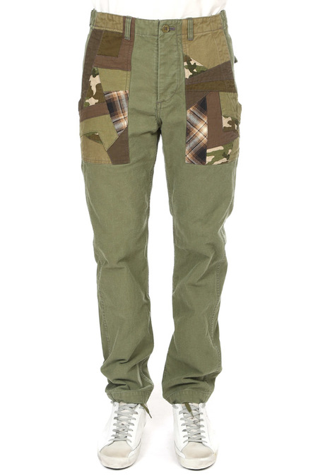 Shuttle Notes Youthless Pants - Khaki