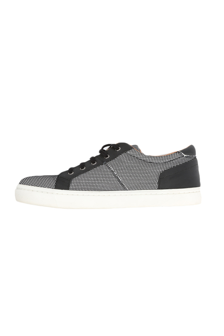 Opening Ceremony Low Top Sneaker Shoes - Black/White