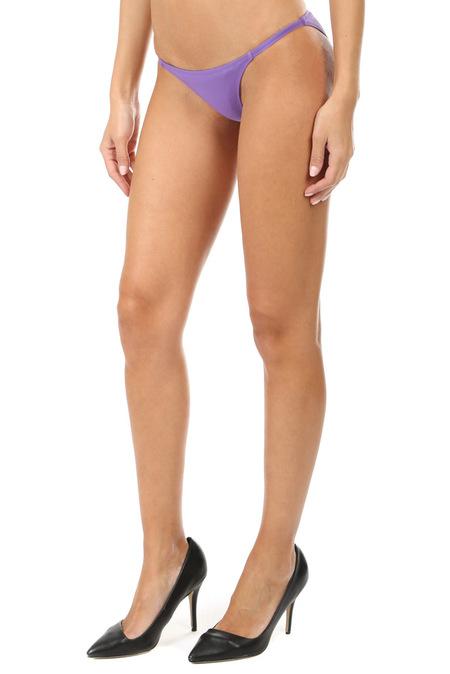 Solid & Striped The Morgan Bottom Swimwear - Purple