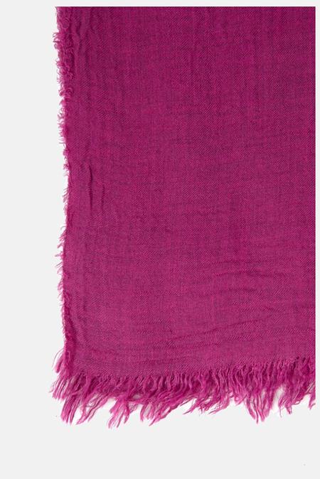 Faliero Sarti Azzurra Scarf - Pink 63264