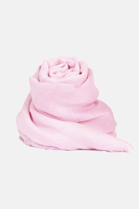Faliero Sarti Valzer Scarf - Pink
