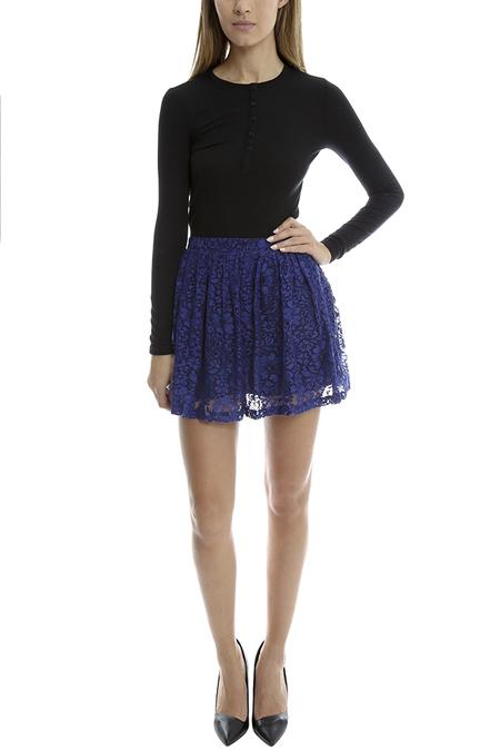 Roseanna Lou Lizzie Skirt - Navy