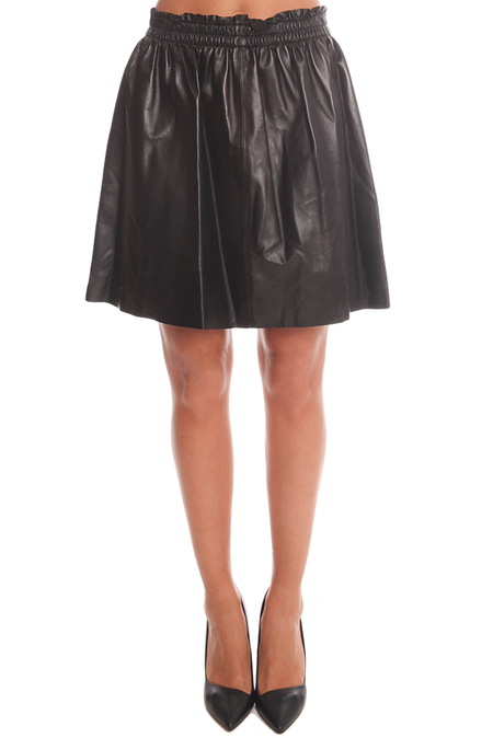 By Malene Birger Elodie Skirt - Black