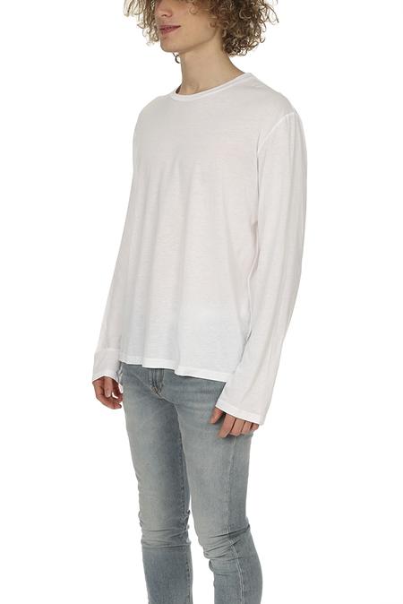 Blue&Cream 66 LS T-Shirt - White