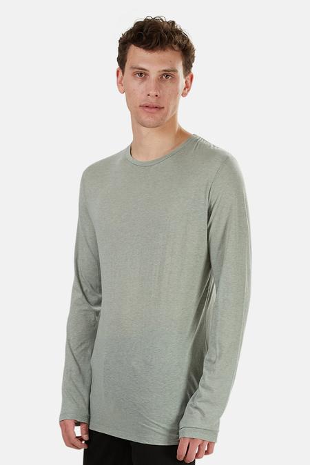 Blue&Cream 66 LS T-Shirt - MILITARY Green