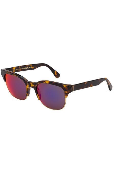 UNISEX Retrosuperfuture Lele Sunglasses - Infrared