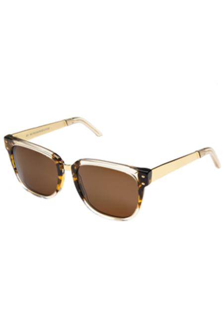 RETROSUPERFUTURE People Savanna Sunglasses - Gold