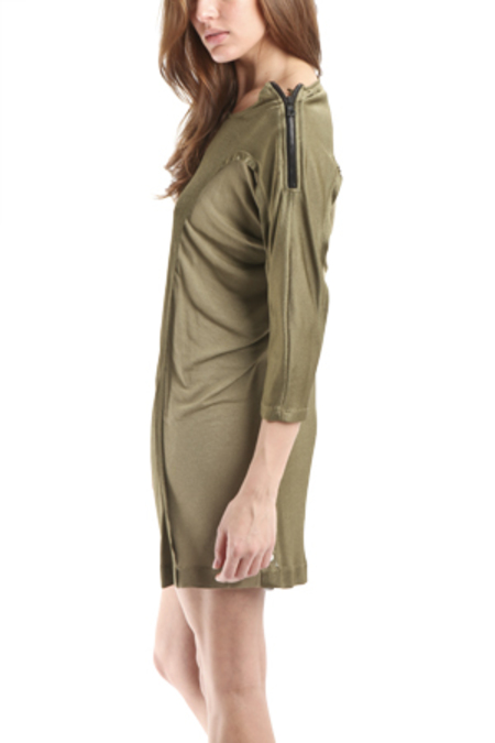 Rag & Bone Libelle Dress - Light Olive
