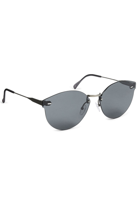 Retrosuperfuture Tuttolente Panama Sunglasses - Black