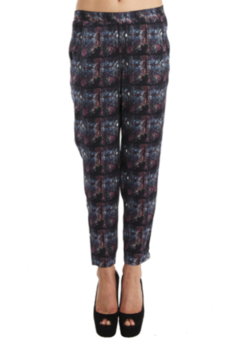THEYSKENS THEORY Panders Ishelter Pant - Multi
