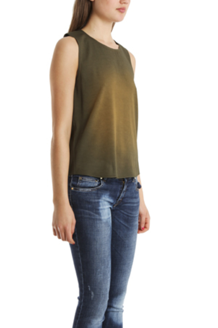 THEYSKENS THEORY Bannu tank - Dusty Fatigue