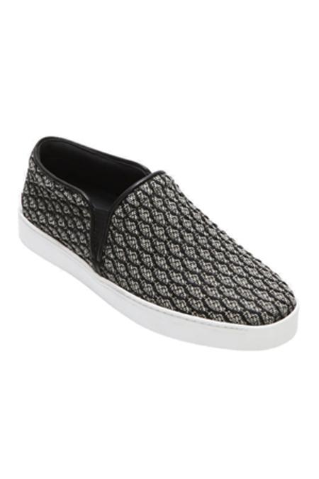 Rag & Bone Kent Slip On Shoes - Black