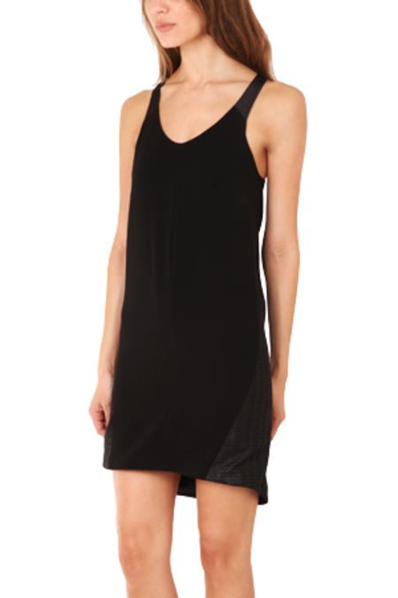 Rag & Bone Chieftan Dress - Black