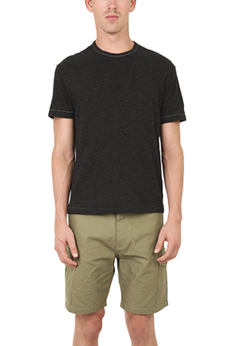 Todd Snyder Classic Crewneck T-Shirt - Black
