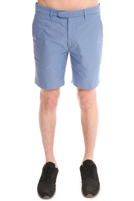 Todd Snyder Oxford Club Short - Blue