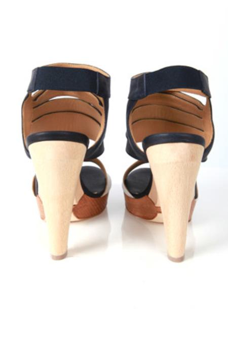 VPL Viceral Sandal Shoes - Navy