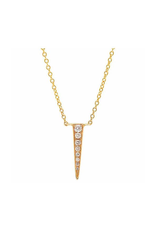 Sachi Jewelry Mini Dagger Necklace