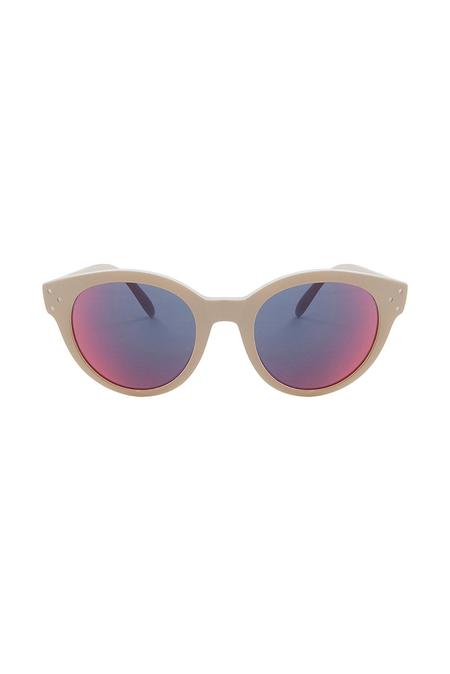 Spektre Matte Vitesse Sunglasses - Cream