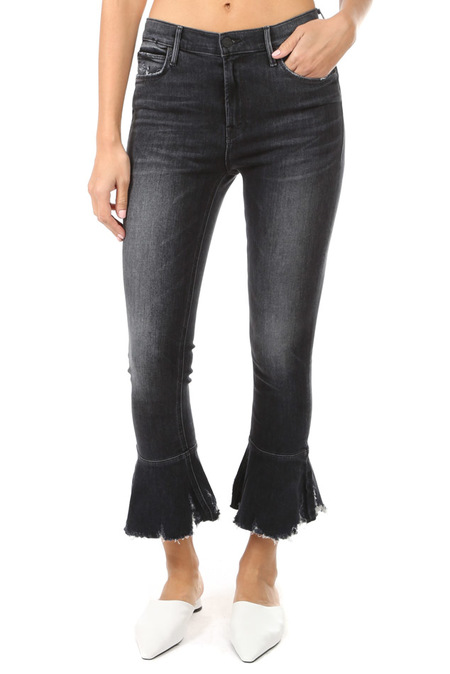 Mother Denim The Cha Cha Chew Jeans - Leave The Light On