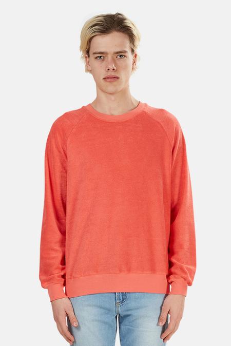 La Paz Cunha Sweatshirt Sweater - Coral