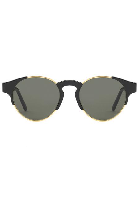 Retrosuperfuture Arca Sunglasses - Black
