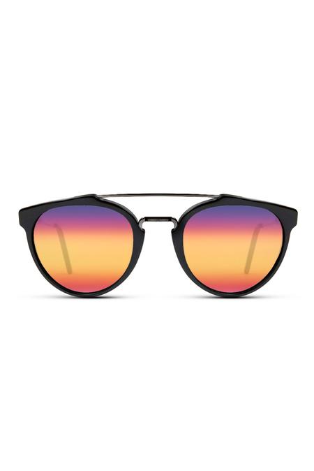 RetroSuperFuture Giaguaro M3 Sunglasses - Black