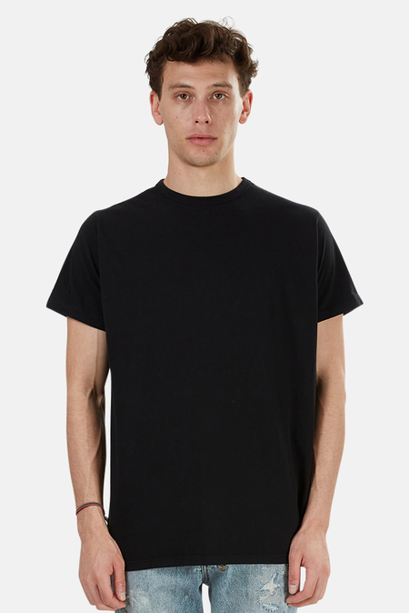 MRE/DONE Long Modern T-Shirt - Black