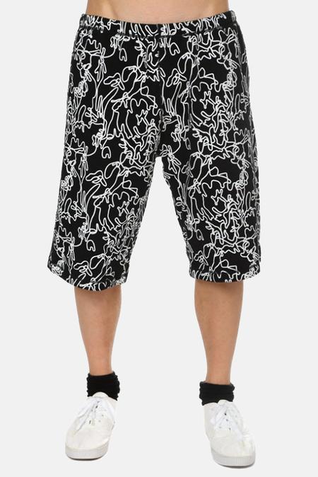 Lucien Pellat-Finet Bermuda Shorts - Black