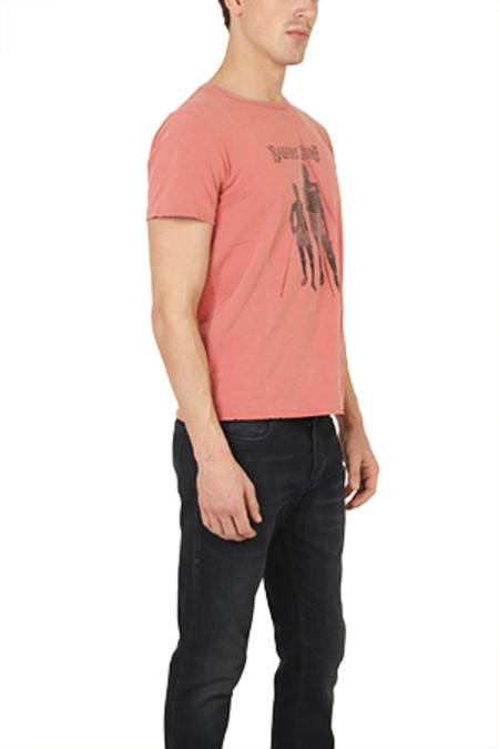 Remi Relief Safari Surf 2 Man Classic T-Shirt - Red