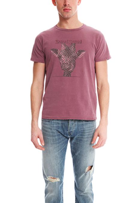 Remi Relief Safari T-Shirt - Purple