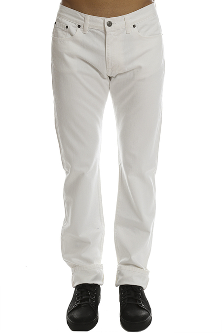 Simon Spurr by Pipe Jeans - White