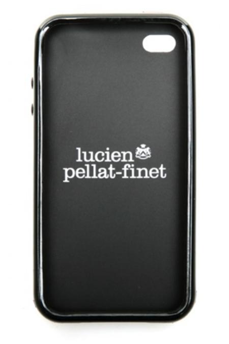 Lucien Pellat-Finet Lucien-Pellat Finet Iphone Case - Black