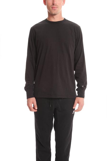 Rag & Bone Perfect Jersey T-Shirt - Black