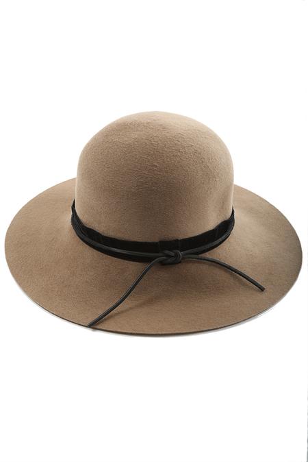 Rag & Bone Dunaway Hat - Camel