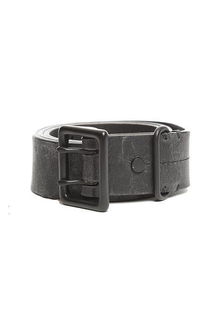 Rag & Bone Harrington Belt - Asphalt